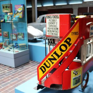 Miniature motoring mayhem at Beaulieu this October-Half Term