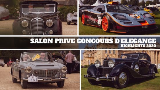 Salon Prive raises the Concours bar once again
