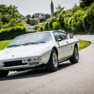 Lamborghini celebrates 50 years of the Urraco