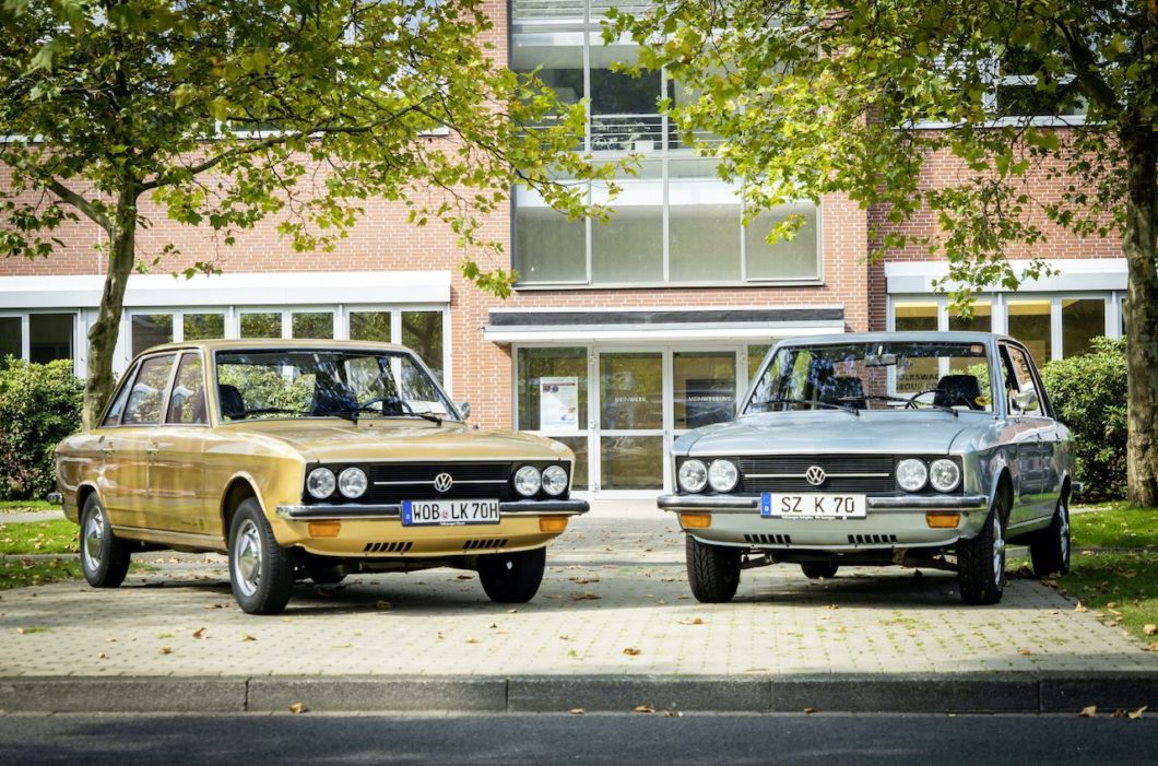 The groundbreaking VW K70 celebrates its 50th Birthday