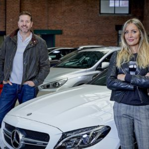 Helen Stanley and Paul Cowland Motor Pickers exclusive interview