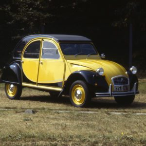 Citroën marks 40 years of the 2CV6 Charleston