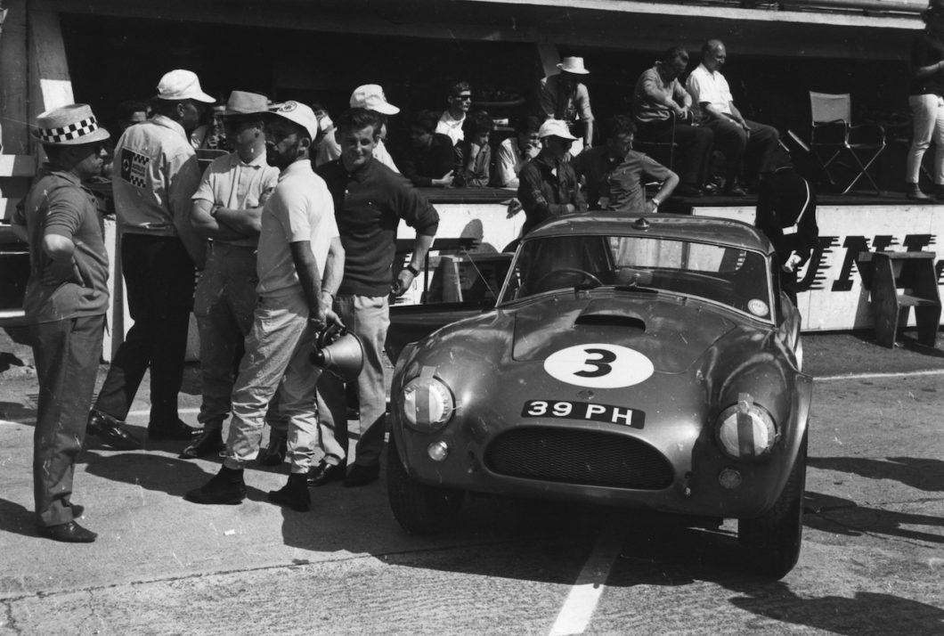 AC Cars to return to Le Mans with AC Cobra Le Mans electric