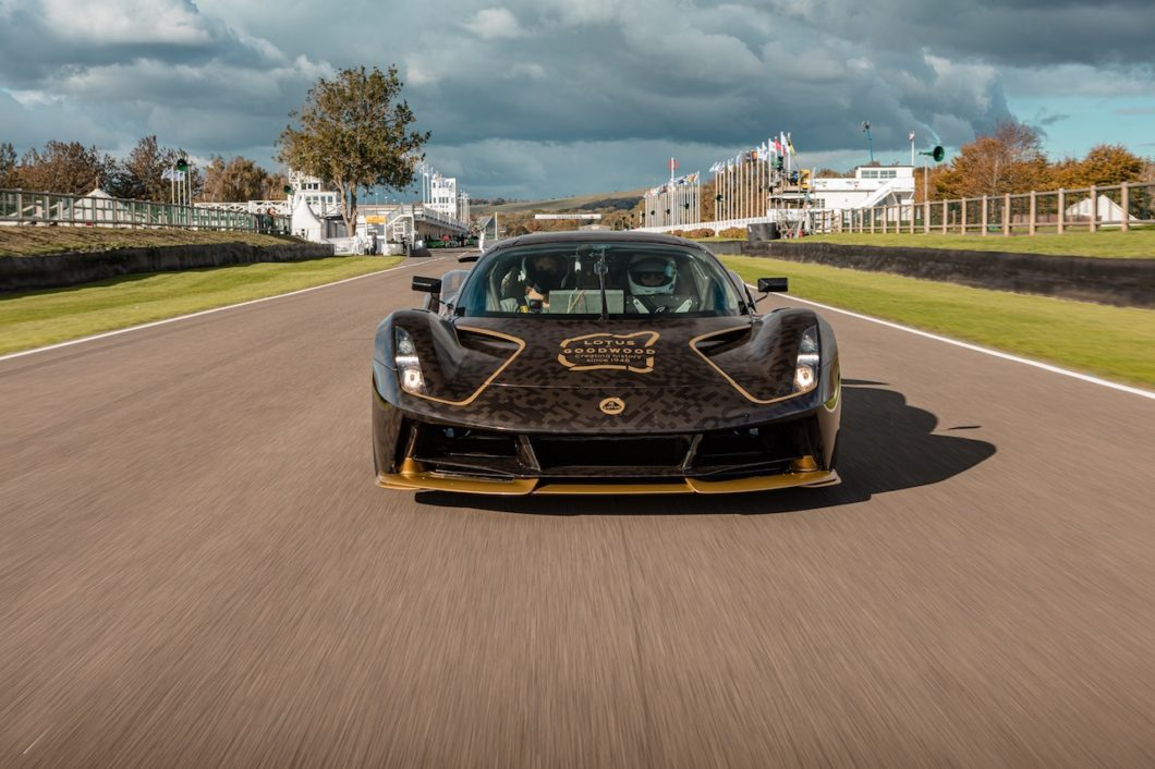 Lotus and Goodwood - making history since 1948