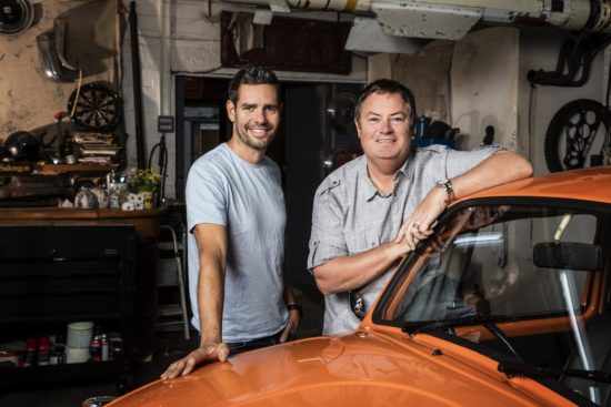 Wheeler Dealers is coming back to the UK