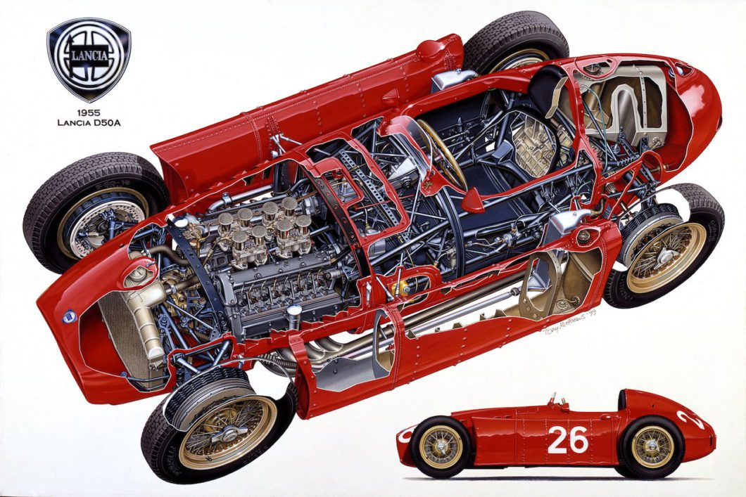 Royal Automobile Club Art of Motoring exhibition goes virtual