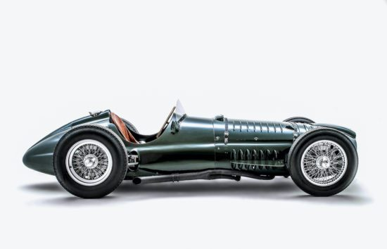 New BRM P15 V16 race car to mark 70th anniversary of British legend