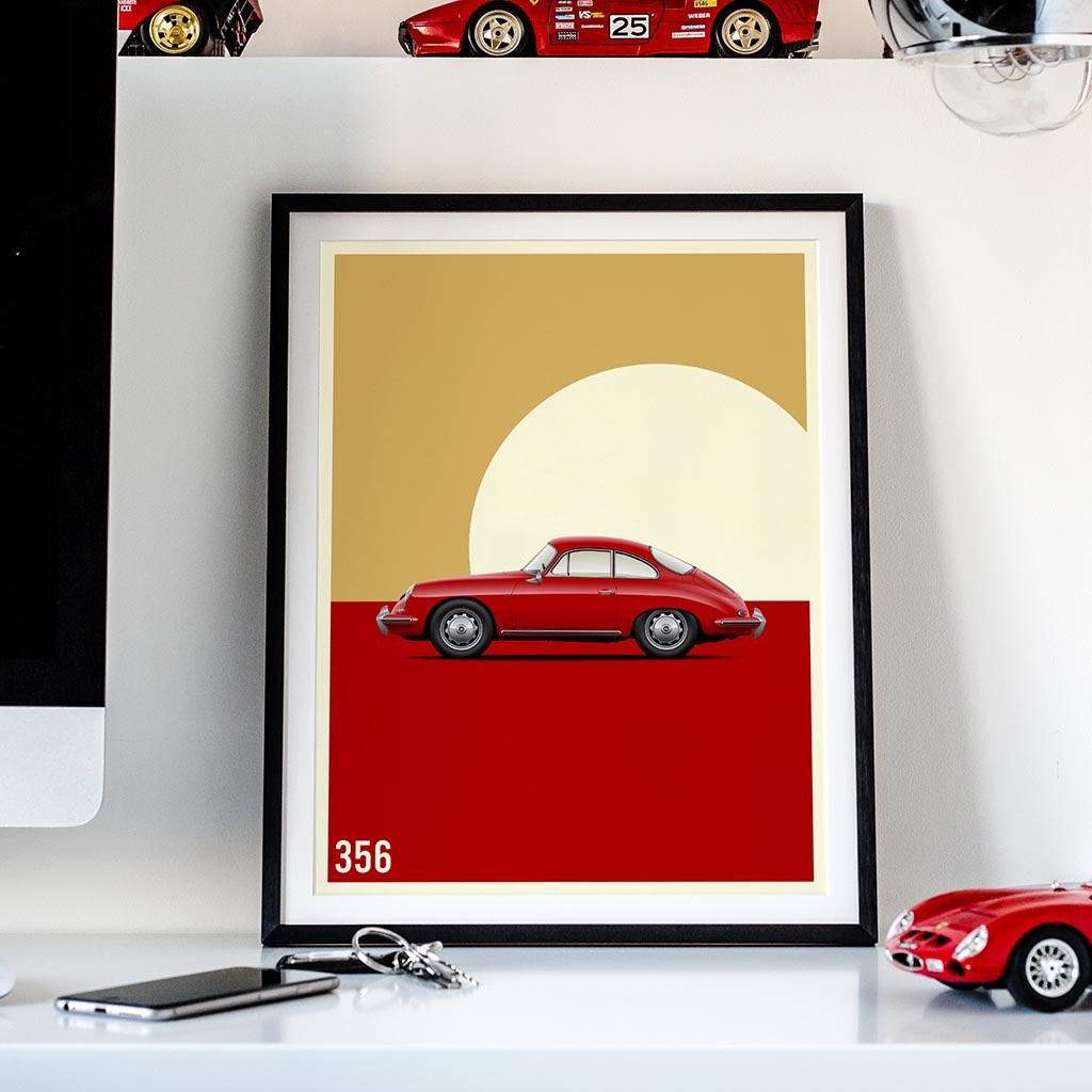 Make classic cars a part of your home decor