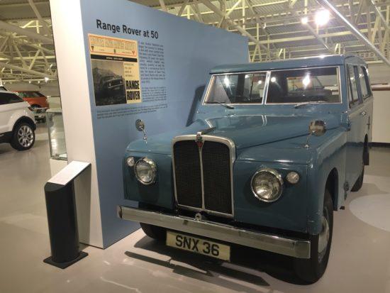 British Motor Museum makes Royal Automobile Club Historic Awards shortlist