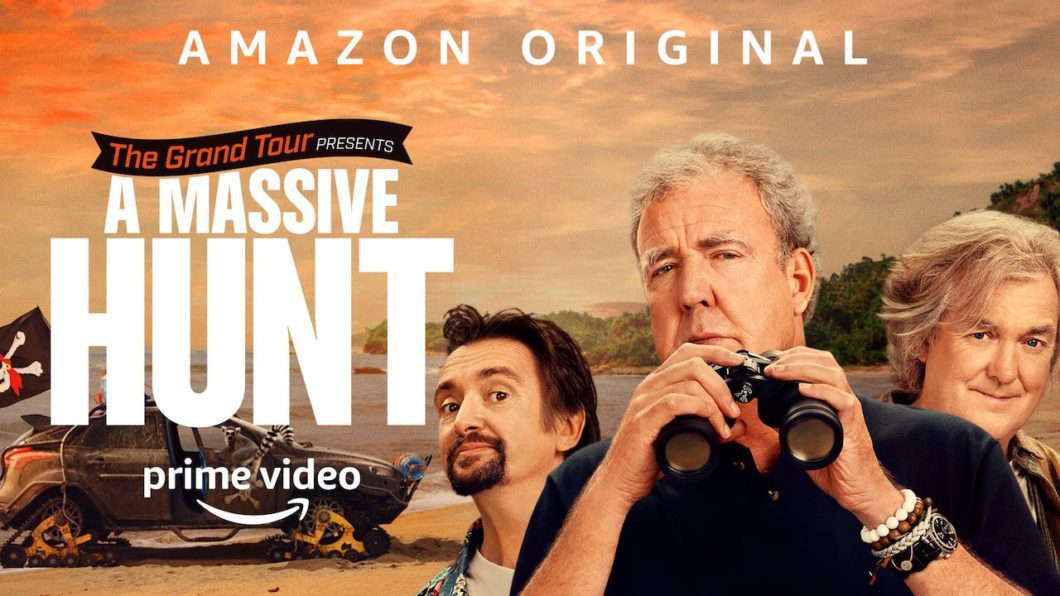 The Grand Tour presents: A Massive Hunt premiers Friday 18th December
