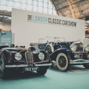 London Classic Car Show moves to Syon Park for 2021