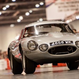 London Classic Car Show to mark Jaguar E-Type 60th Birthday