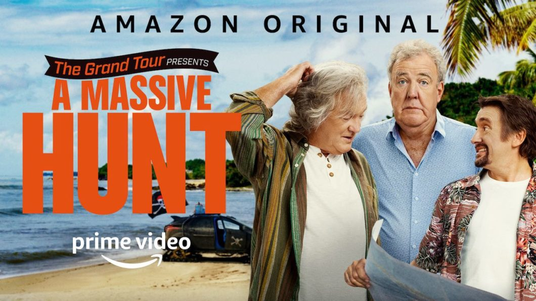 The Grand Tour The Massive Hunt exclusive interview