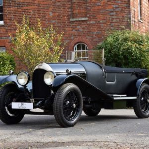 DM Historics offers 1924 Bentley 3-Litre