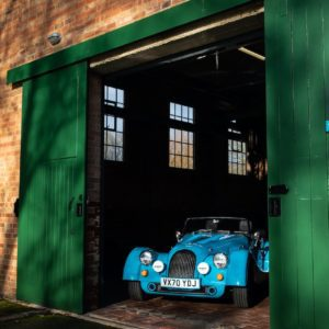 Morgan opens experiential hub at Bicester Heritage