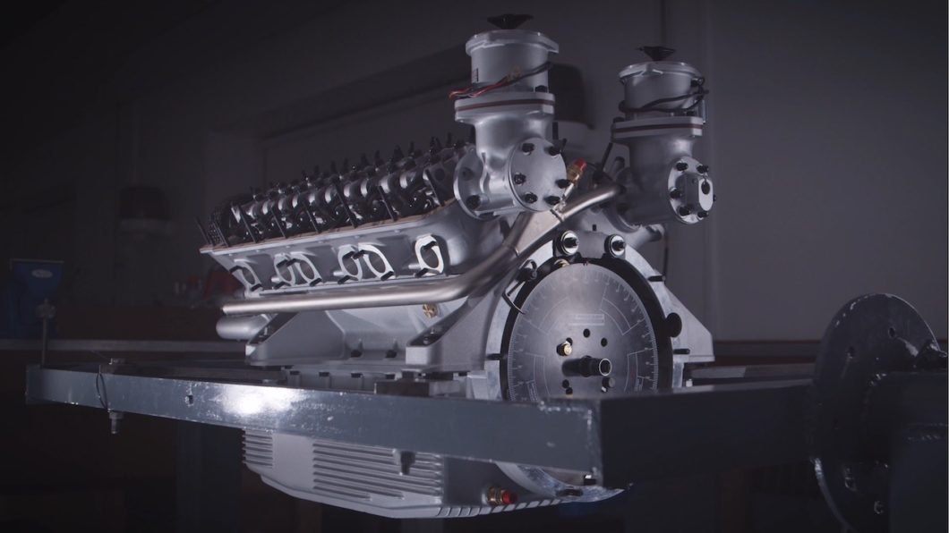 Ferrari specialist GTO Engineering releases new parts video