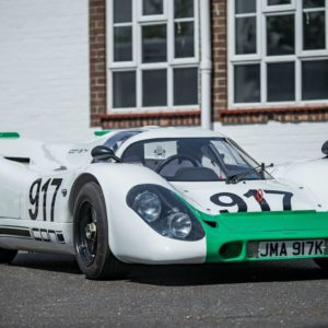 The ICON Porsche 917K is the ultimate homage to the Le Mans legend