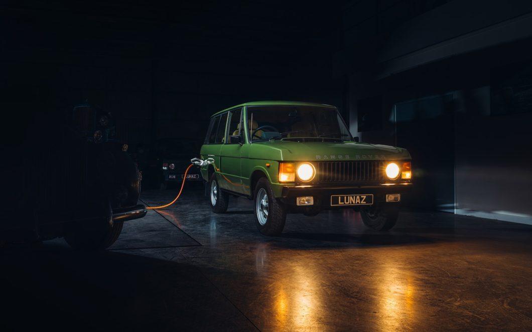 EV specialist Lunaz to build classic electric Range Rovers
