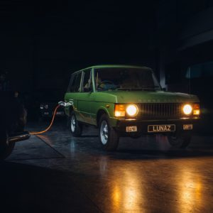 EV specialist Lunaz to build classic electric Range Rovers