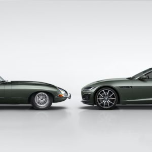 New Jaguar F-Type Heritage 60 Edition announced