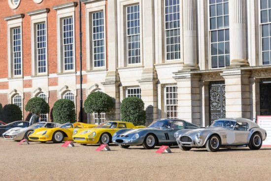 Tickets for 10th Concours of Elegance now on sale