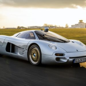 Unique Isdera Commendatore 112i set for RM Sotheby's Paris sale