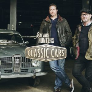 Salvage Hunters Classic Cars returns with a new series