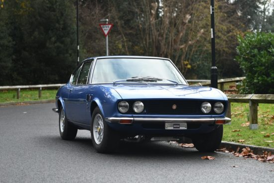 Market Pick: 1971 Fiat Dino 2400 Coupe