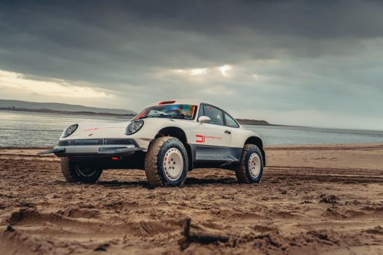 Singer unveils stunning 911 All-terrain Competition Study