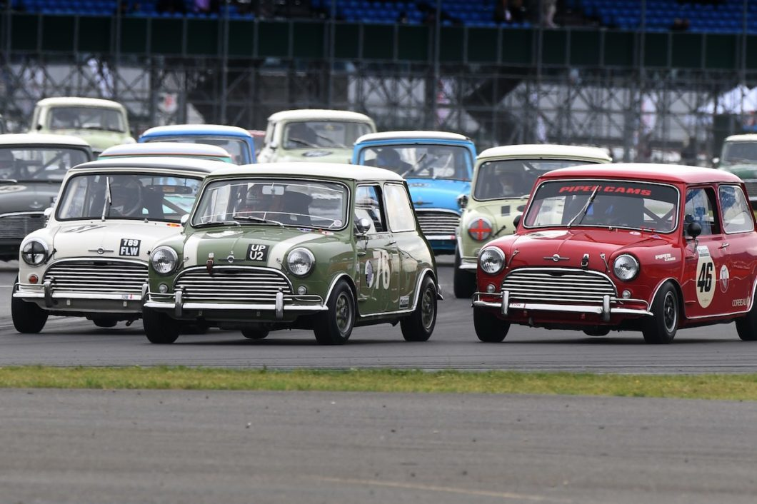 Mini Cooper 60th Anniversary to be marked at The Classic 2021
