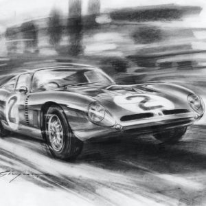 Legendary Italian marque Bizzarrini to return with Revival Series