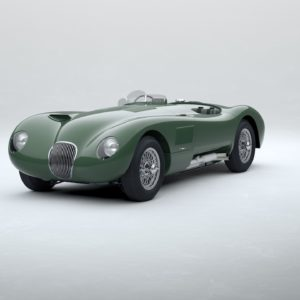 Jaguar to mark C-type 70th anniversary with new works racer
