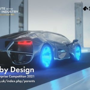 Driven by Design concept car competition launches