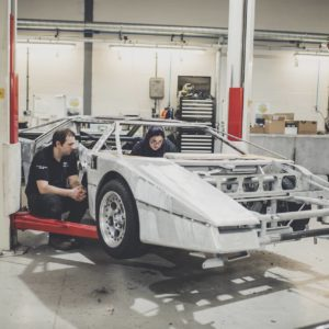 Update on the Aston Martin Bulldog restoration