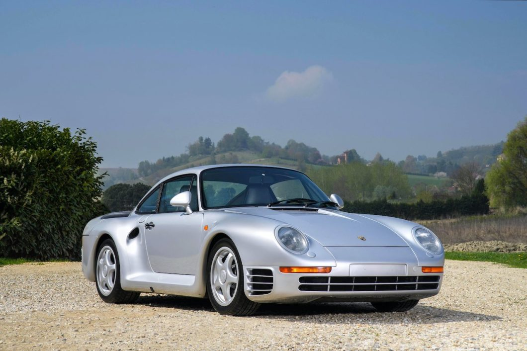 Ultra rare Porsche's to star at London Concours 2021