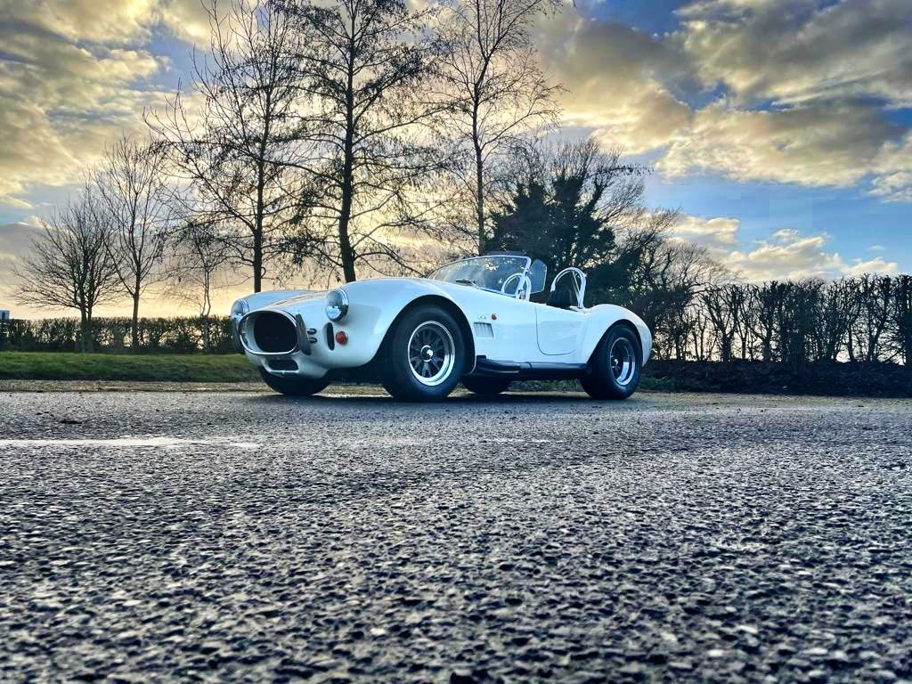 AC Cars celebrates 120th birthday with 12 Cobra Superblowers