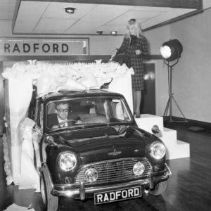 Legendary British coachbuilder Radford is back