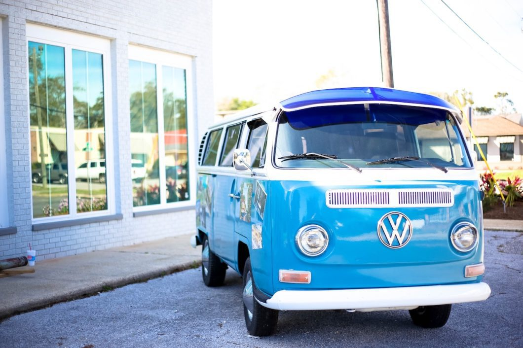 Totally Retro! A short History of the VW Campervan