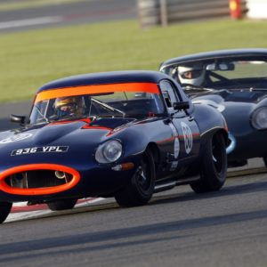 Silverstone Classic to host Jaguar E-Type catwalk display