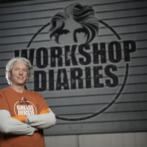 Edd China is back with new Workshop Diaries