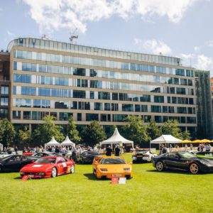 London Concours 2021 reveals full list of display cars