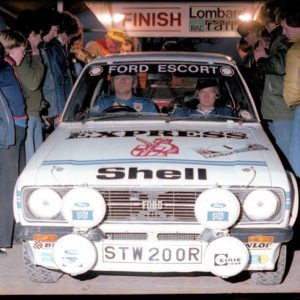 Lombard Rally announces new Bradford historic rally event
