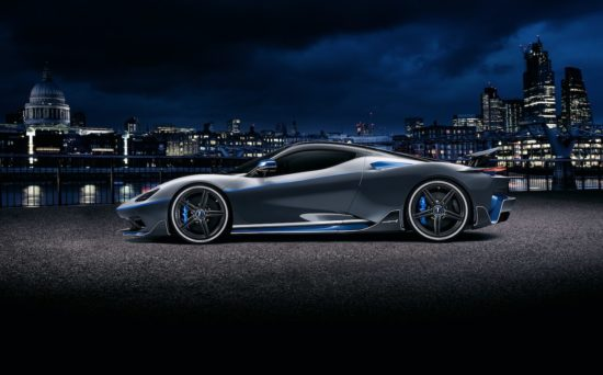 Jardine Motors Group announces Automobili Pininfarina London