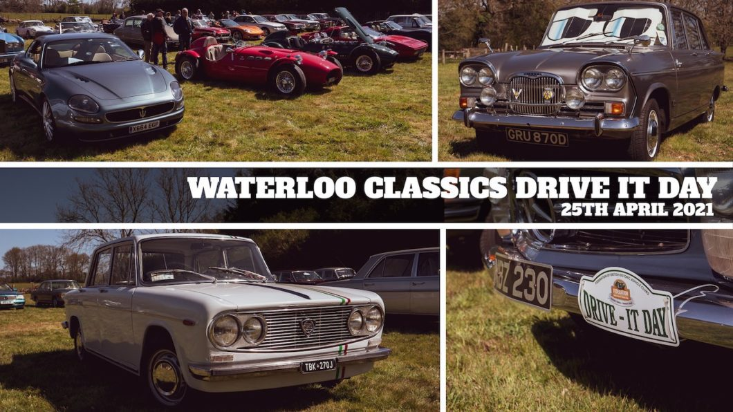 Waterloo Classics Drive it Day 2021 Highlights