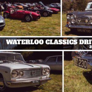 Waterloo Classics Drive it Day 2021 Highlights