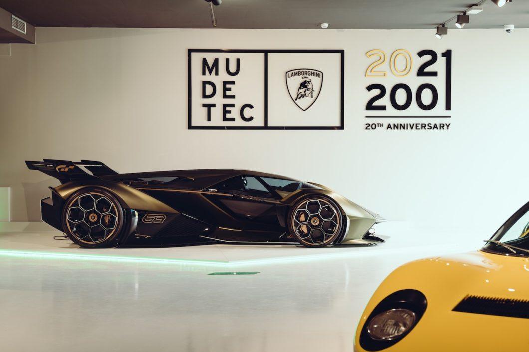 Lamborghini MUDETEC unveils Future is our Legacy exhibition