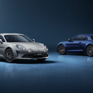 New Alpine A110 Légende GT 2021 limited edition announced