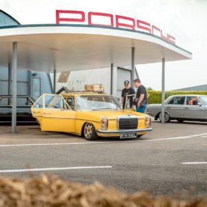 Retro Rides Weekender set for Goodwood Motor Circuit