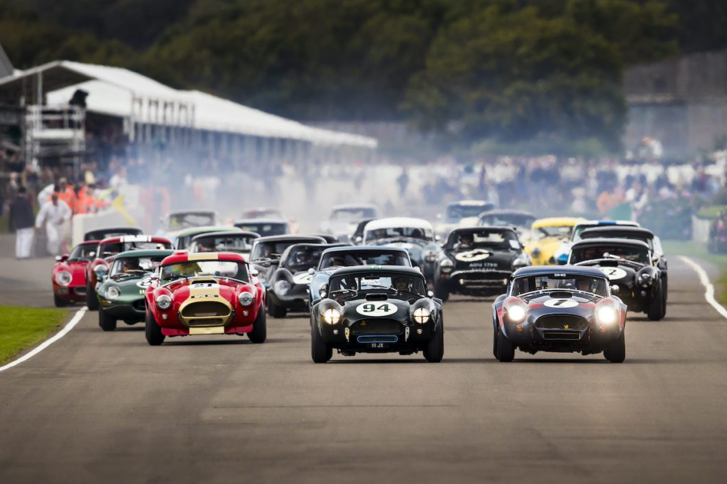 Goodwood Revival 2021 Race Schedule announced
