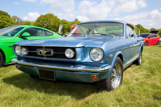 Simply Ford returns to Beaulieu this July